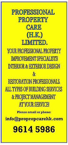 Professional Property Care (HK) Ltd.