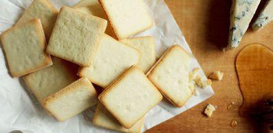 Camembert cookies