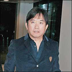 Charles Chan Kwok Keung, director of the new hotel company