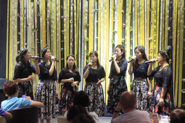 Cappella Singing Group 82