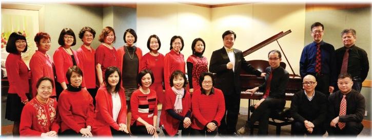 UST choir