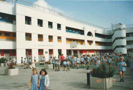 Clearwater Bay School opening Sept 1992 (1)