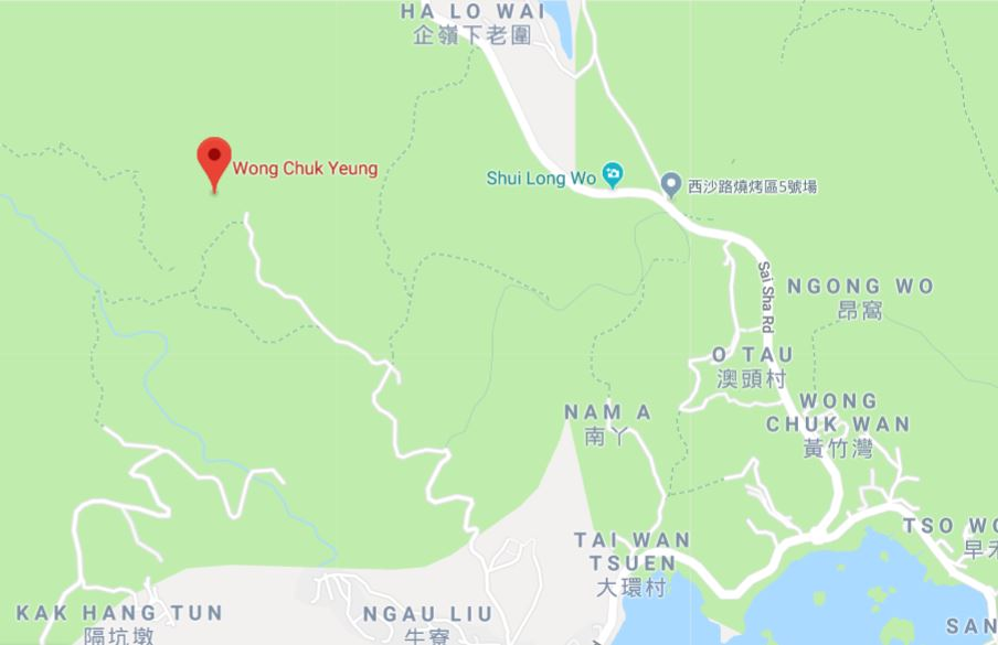 wong chuk yeaung map