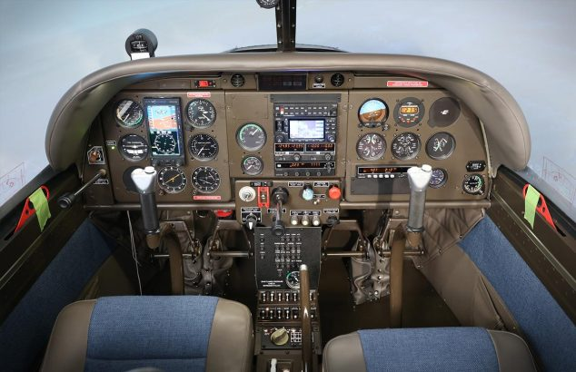 Zlin-242L-Simulator