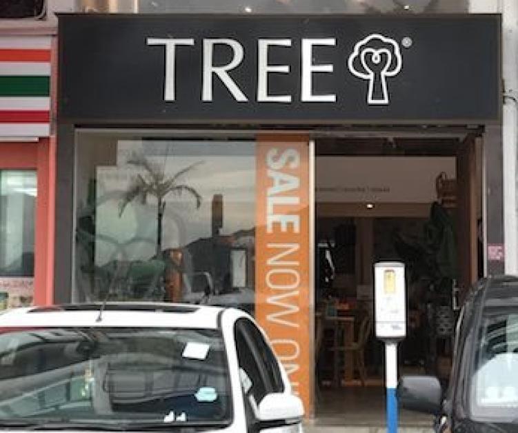 Tree-Sai-Kung